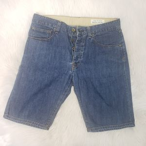 rag & bone Denim Bermuda Shorts